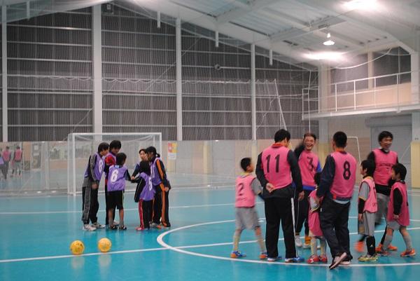 ☆第7回親子サッカースクール☆