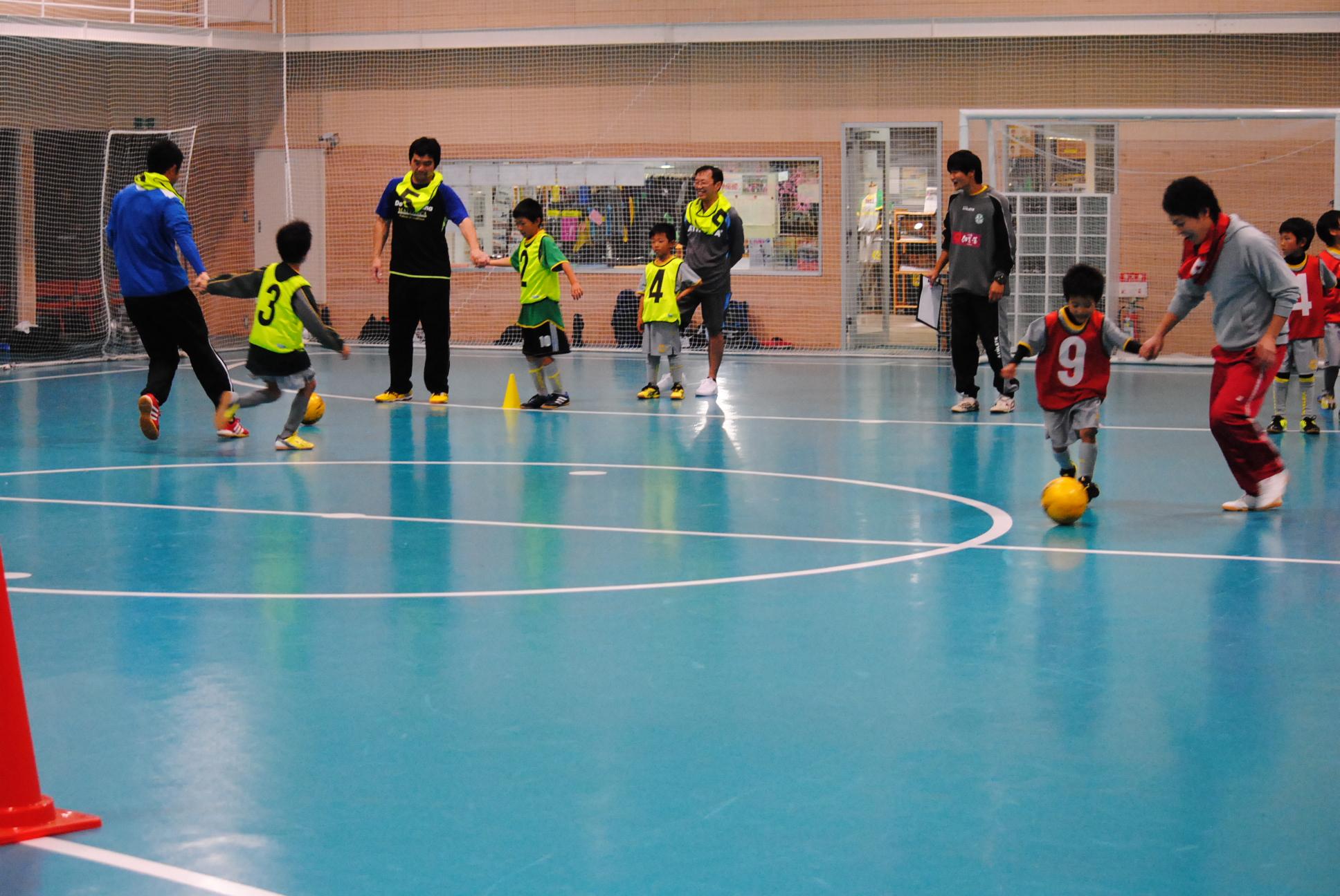 親子サッカースクール★