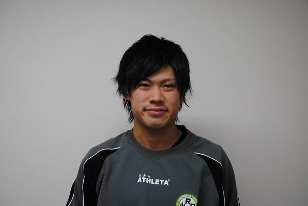 新コーチの福島です。