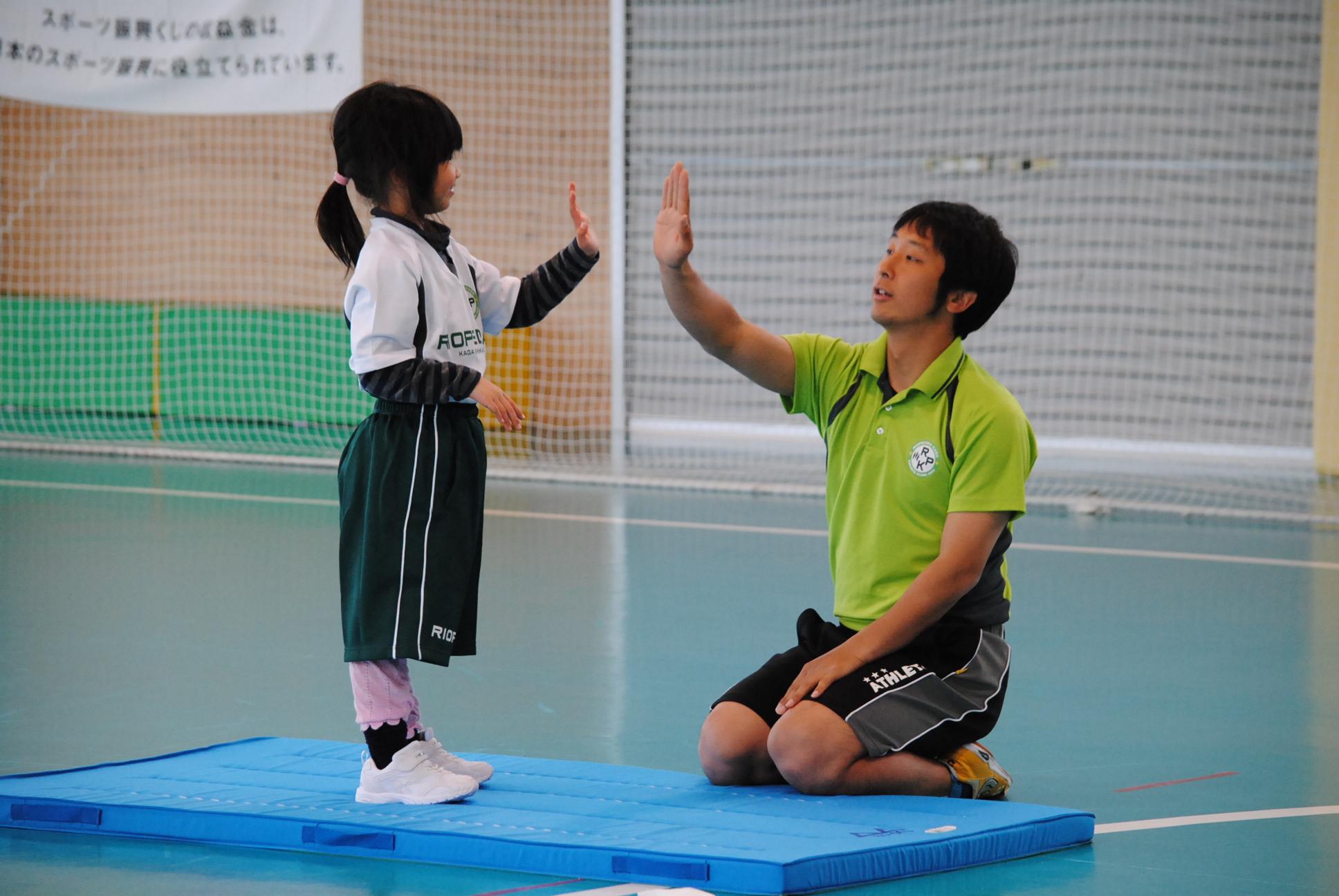 リオペードラ加賀体育スクール開講!