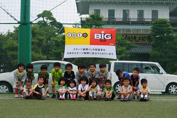 キッズサッカー~楽しむ~