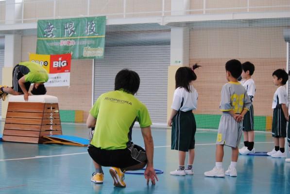 金曜体育スクール!