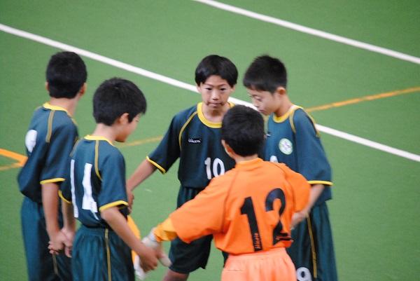 第32回石川県少年フットサル大会(U-12)試合日程のご案内