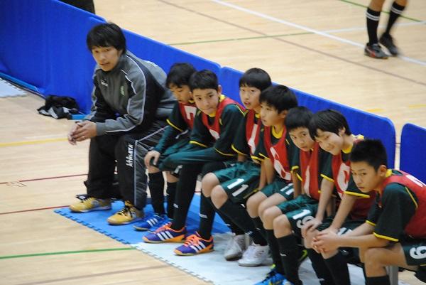 第32回石川県少年フットサル大会(U-12)