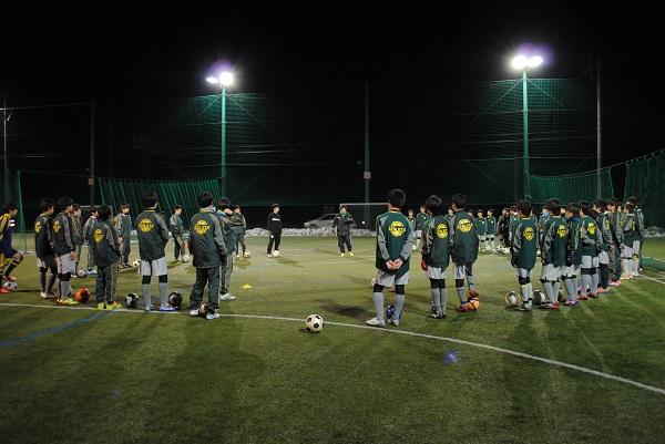 本気でサッカー指導者を目指すエネルギッシュな若い人材を募集しています!!