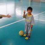 小さいころからスポーツと触れ合う