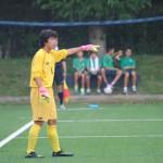 【少年サッカー】ゴールキーパーの練習方法 ゴールキーパーコーチの指導