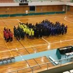 【U-15ジュニアユース】全日本ユース(U-15)フットサル大会北信越大会 最後の大会にかけた思い